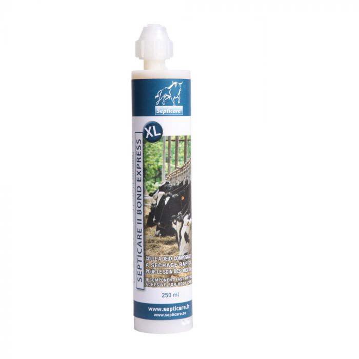 Cartouche de colle 250 ml SEPTICARE II BOND EXPRESS XL