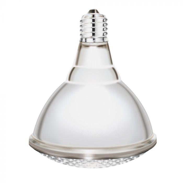 Lot de 2 Lampes IR blanches Interheat 250W