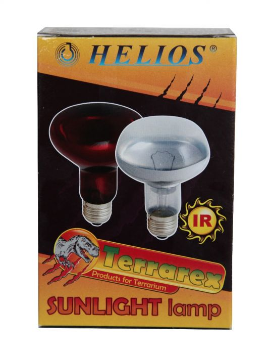 Ampoule Infrarouge Helios 175 W, rouge