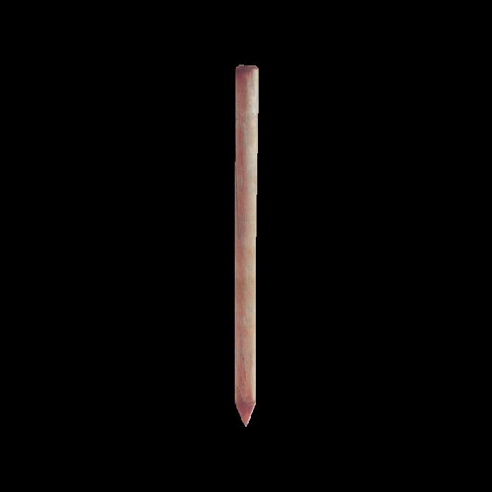 Poteau en bois 250 cm HORIZONT