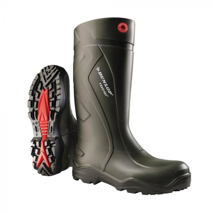 Purofort + O4 boots, Dunlop - Ukal