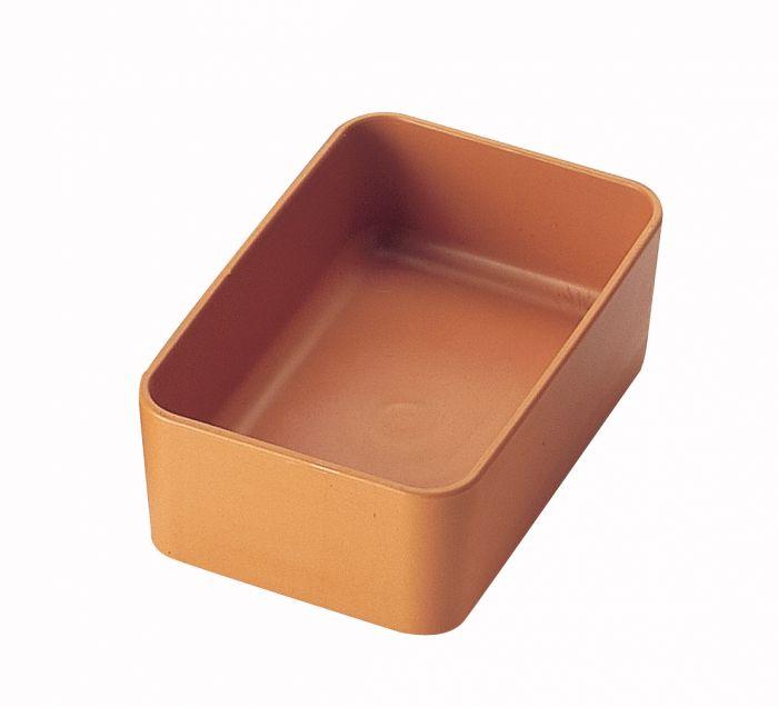 Mangeoire plastique rectangulaire simple
