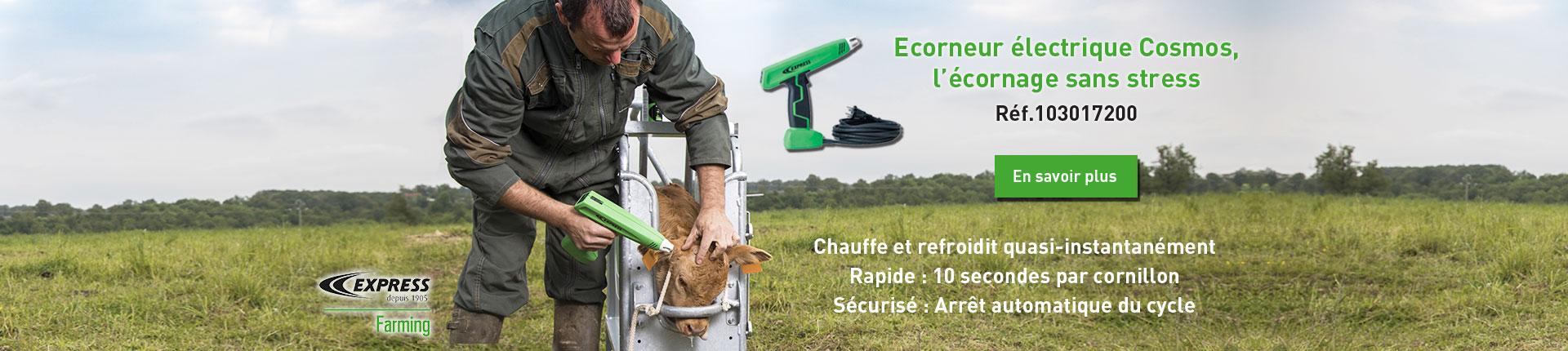 Ecorneur express farming